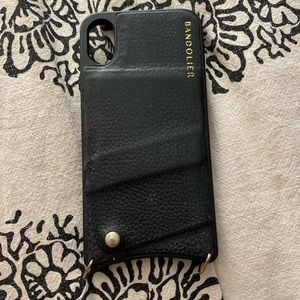 Bandolier case for IPhone X